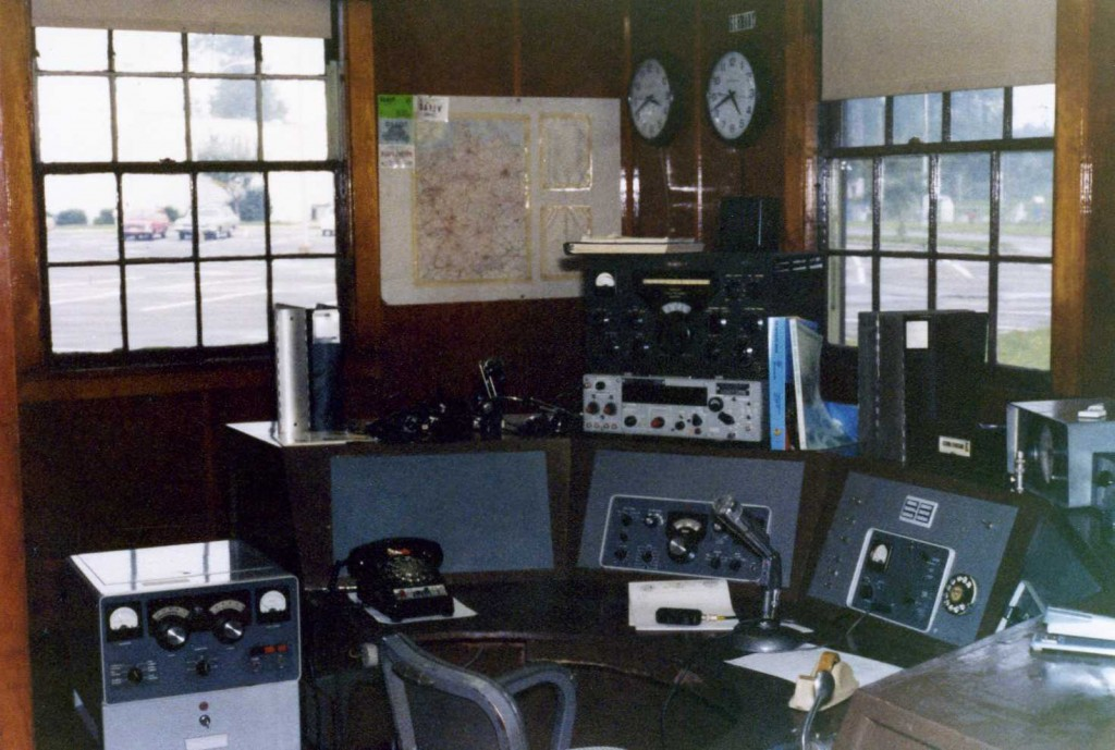Phone Patch Studio circa 1977